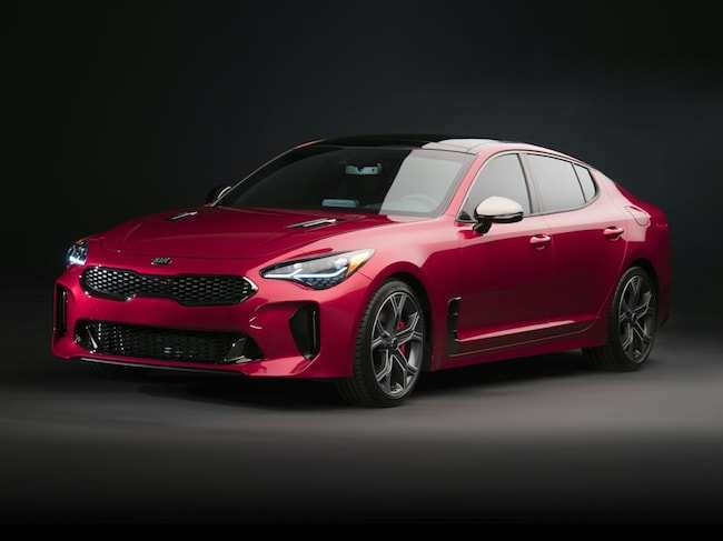 12 Great 2019 Kia Stinger Gt2 New Concept by 2019 Kia Stinger Gt2