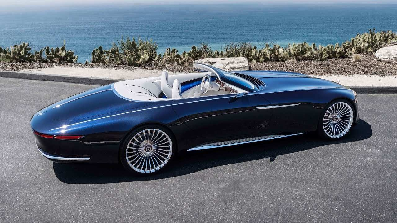 13 Best Review 2019 Mercedes Maybach 6 Cabriolet Price First Drive for 2019 Mercedes Maybach 6 Cabriolet Price