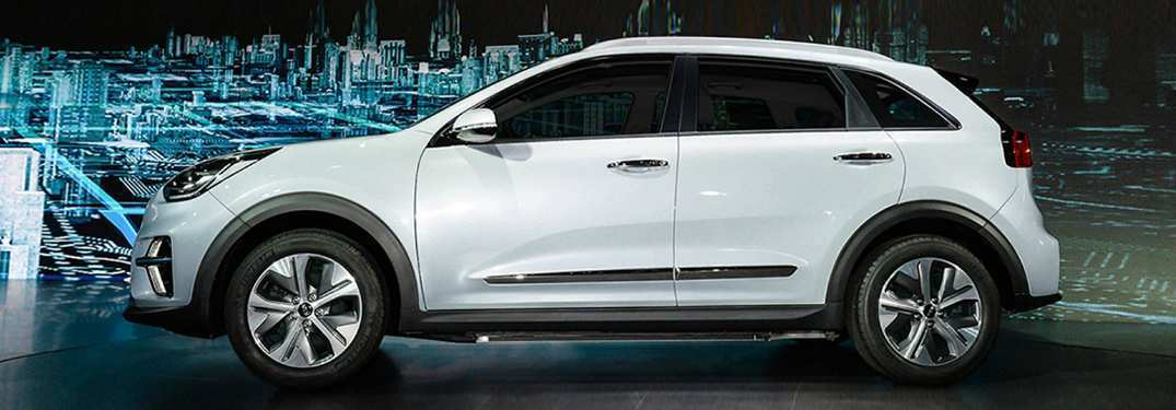 13 Gallery of 2019 Kia Niro Ev Redesign with 2019 Kia Niro Ev