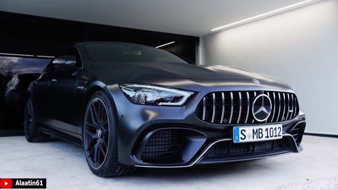 13 Great Mercedes Gt 2019 Redesign for Mercedes Gt 2019