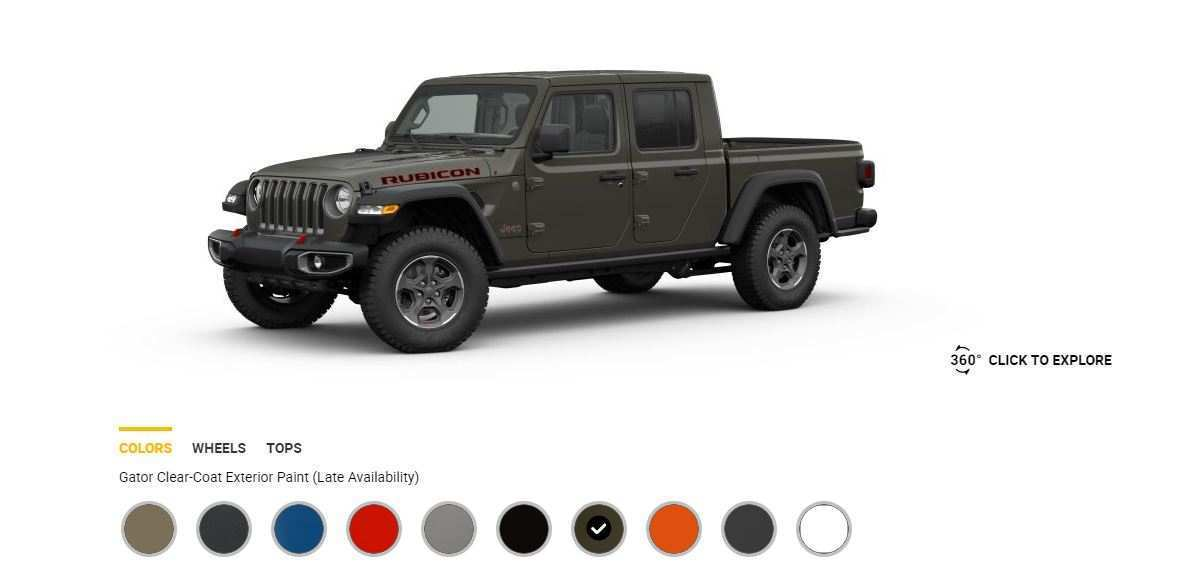 13 New 2019 Jeep Jl Colors Redesign for 2019 Jeep Jl Colors