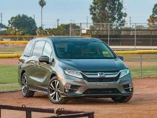 13 New Toyota Odyssey 2019 Configurations for Toyota Odyssey 2019