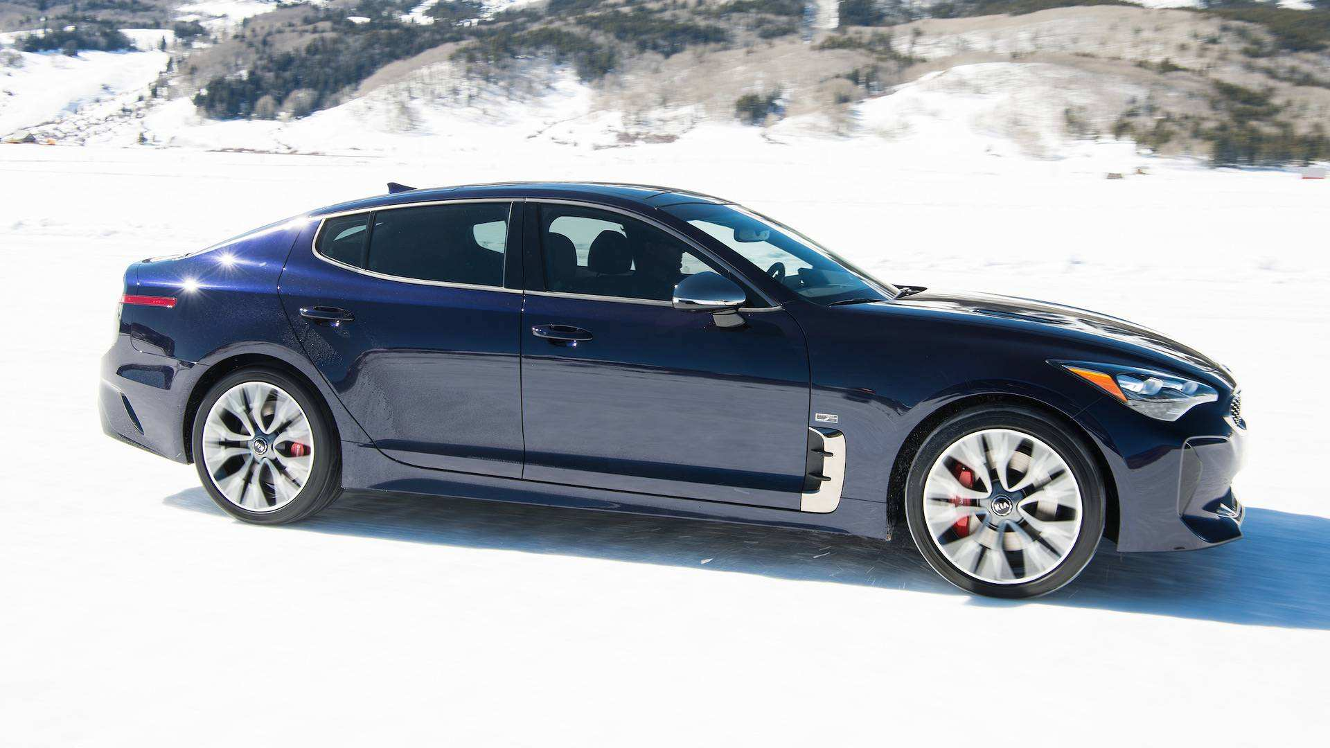 14 All New 2019 Kia Gt Stinger Photos with 2019 Kia Gt Stinger