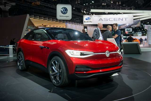 14 All New Volkswagen 2019 Electric Spy Shoot with Volkswagen 2019 Electric