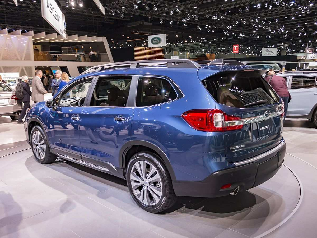 14 Best Review 2019 Subaru Ascent Kbb History with 2019 Subaru Ascent Kbb