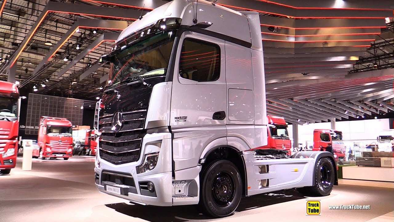 14 Best Review Mercedes Truck 2019 First Drive with Mercedes Truck 2019