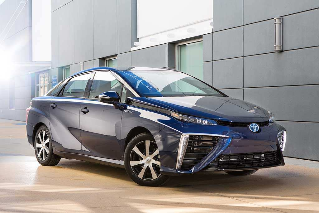 14 Concept of Toyota Mirai 2019 Overview for Toyota Mirai 2019