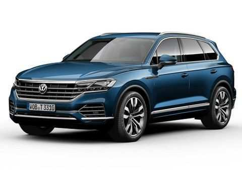 14 Great Volkswagen 2019 Touareg Price Spy Shoot with Volkswagen 2019 Touareg Price