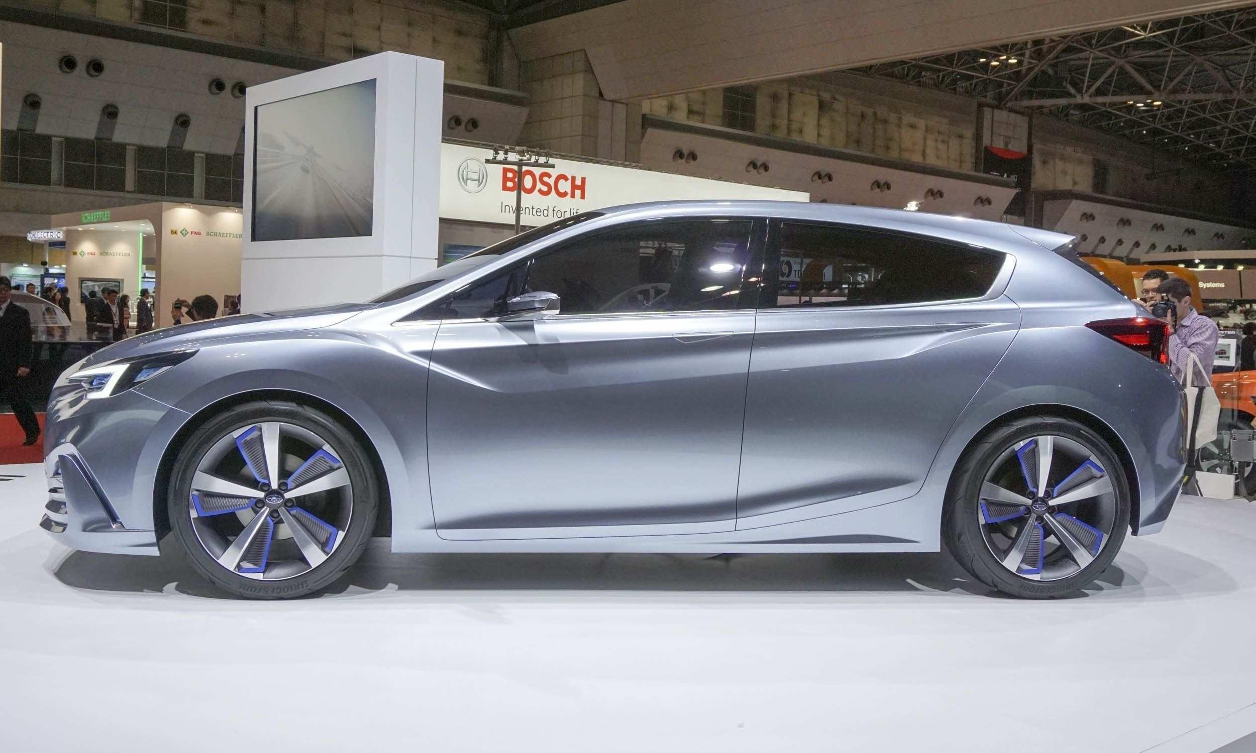14 New Subaru 2019 Hatchback Concept by Subaru 2019 Hatchback
