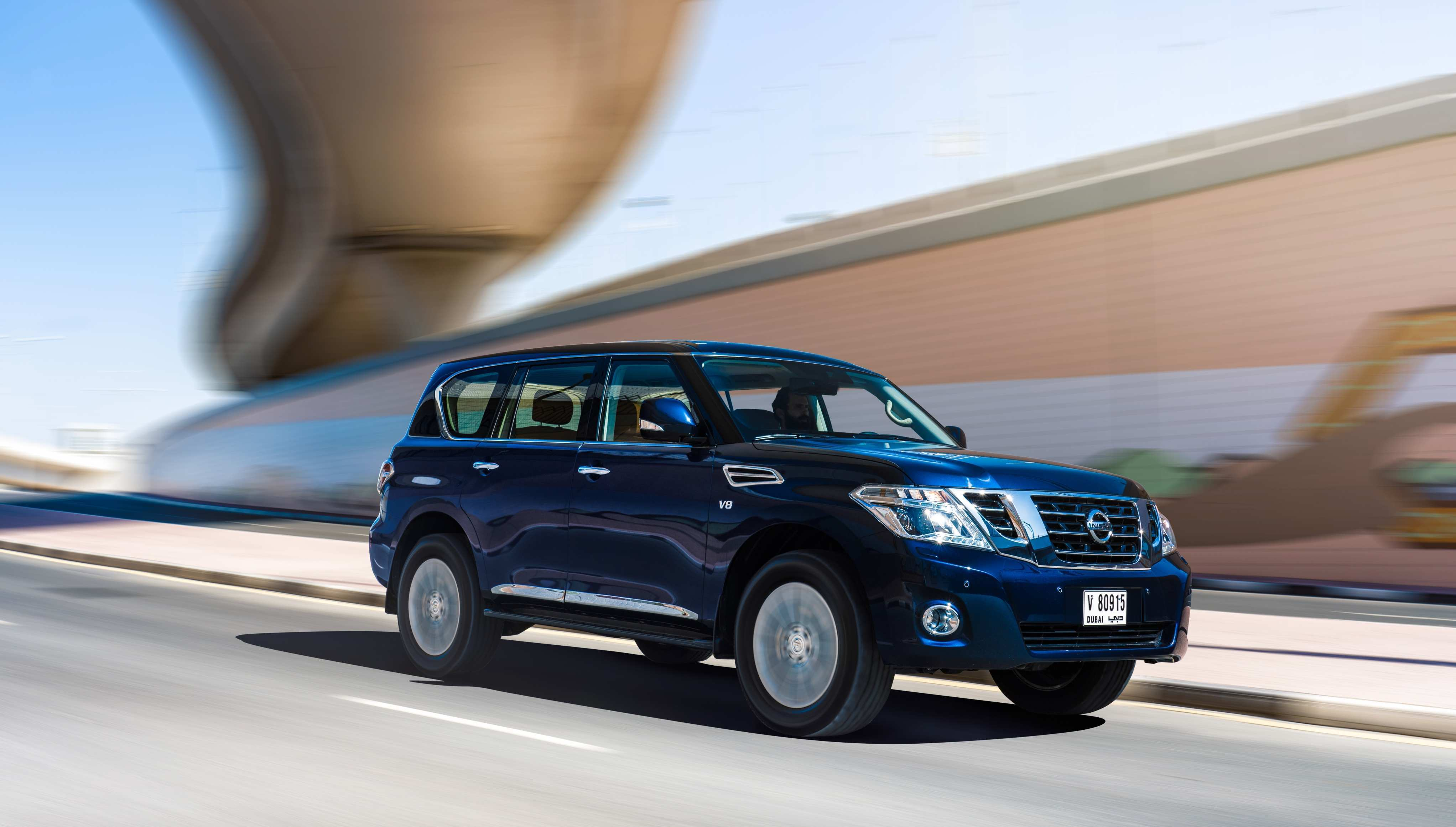 14 The New Nissan Patrol 2019 Price with New Nissan Patrol 2019