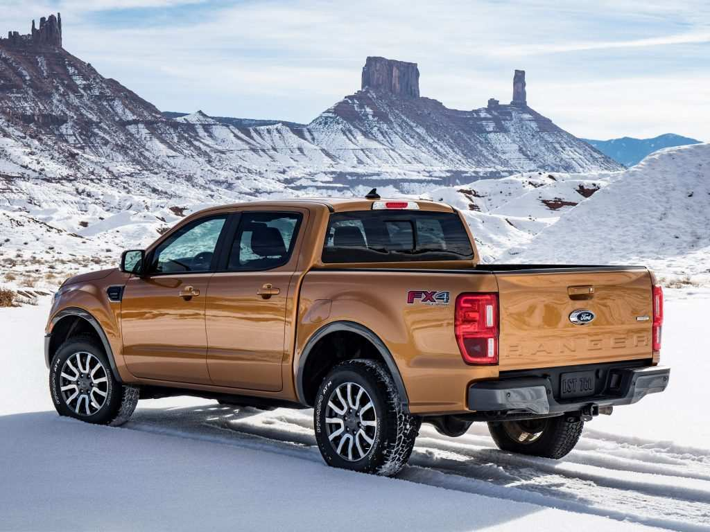 15 All New 2019 Ford Ranger Vs Bmw Canyon History for 2019 Ford Ranger Vs Bmw Canyon