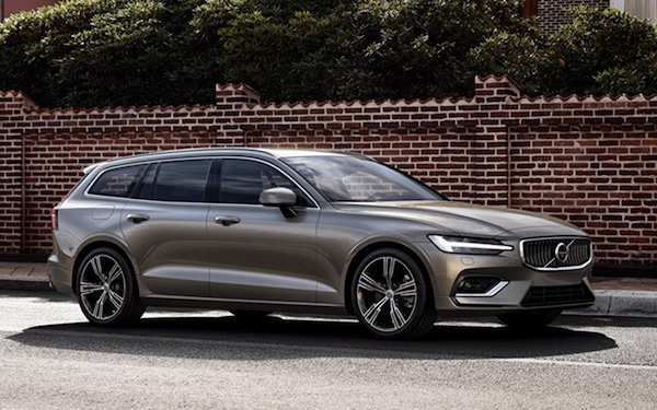 15 All New Volvo 2019 Station Wagon First Drive for Volvo 2019 Station Wagon