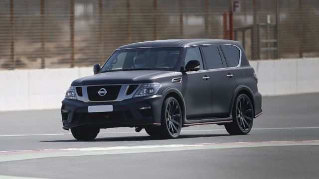 15 Gallery of New Nissan Patrol 2019 Specs and Review with New Nissan Patrol 2019