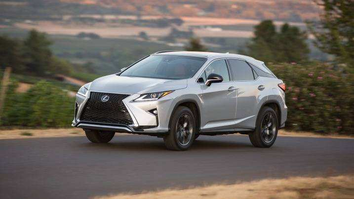 15 Great Rx300 Lexus 2019 Redesign and Concept by Rx300 Lexus 2019