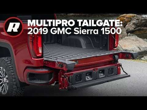 15 New 2019 Bmw Sierra Multipro Tailgate Interior for 2019 Bmw Sierra Multipro Tailgate