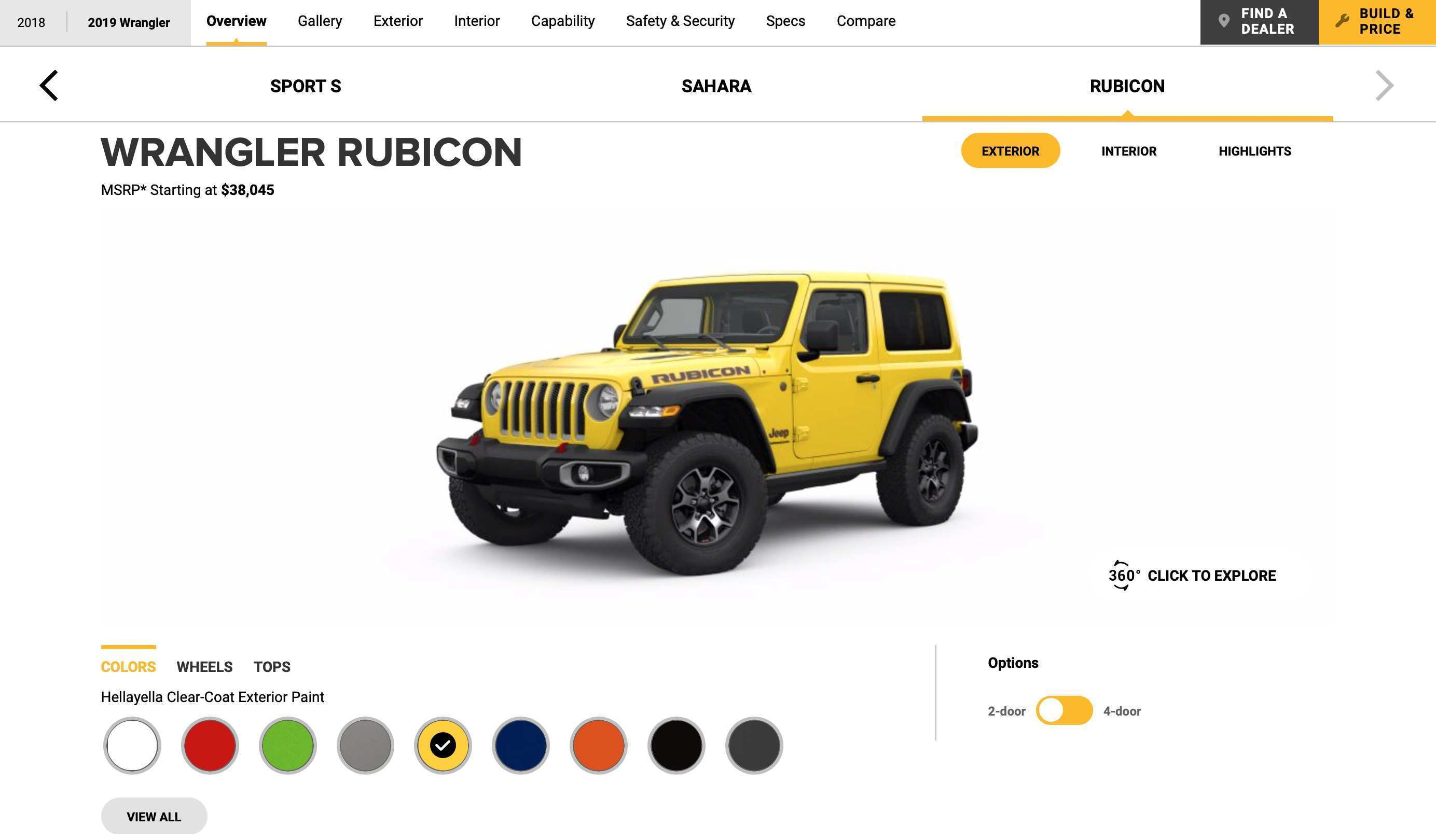 15 The 2019 Jeep Build And Price Rumors for 2019 Jeep Build And Price