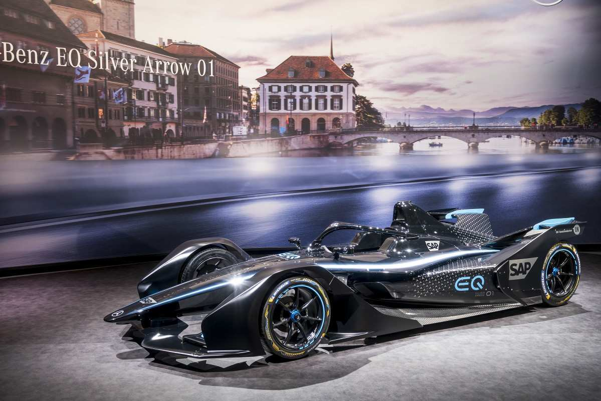 16 All New Mercedes Formula E 2019 Redesign and Concept by Mercedes Formula E 2019