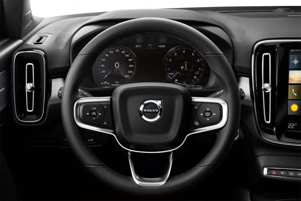 16 All New Volvo V40 2019 Interior Engine for Volvo V40 2019 Interior