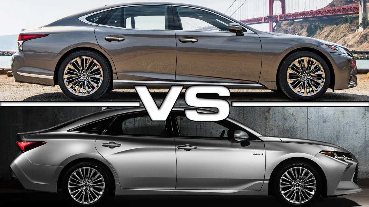 16 The Lexus Es 2019 Vs 2018 Concept with Lexus Es 2019 Vs 2018