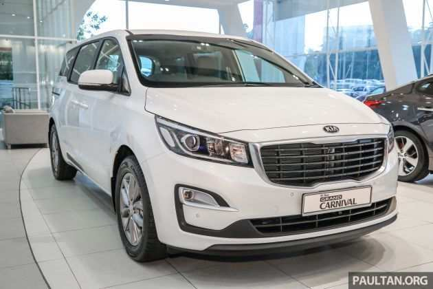 17 All New Kia Grand Carnival 2019 Review Ratings with Kia Grand Carnival 2019 Review