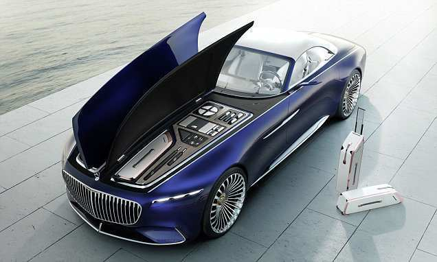 17 Best Review 2019 Mercedes Maybach 6 Cabriolet Price Performance and New Engine with 2019 Mercedes Maybach 6 Cabriolet Price