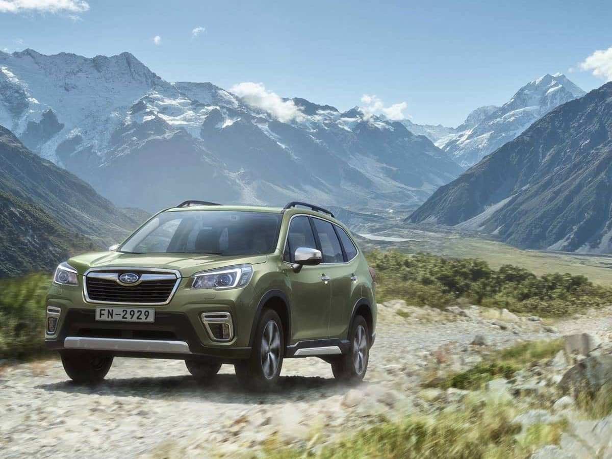 17 Concept of Subaru Forester 2019 Gas Mileage Interior with Subaru Forester 2019 Gas Mileage