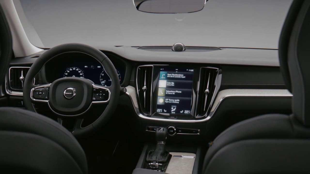 17 Great Volvo S60 2019 Interior Redesign and Concept for Volvo S60 2019 Interior
