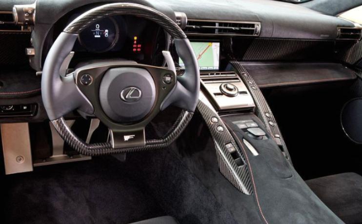 17 New Lexus Lfa 2019 Interior by Lexus Lfa 2019