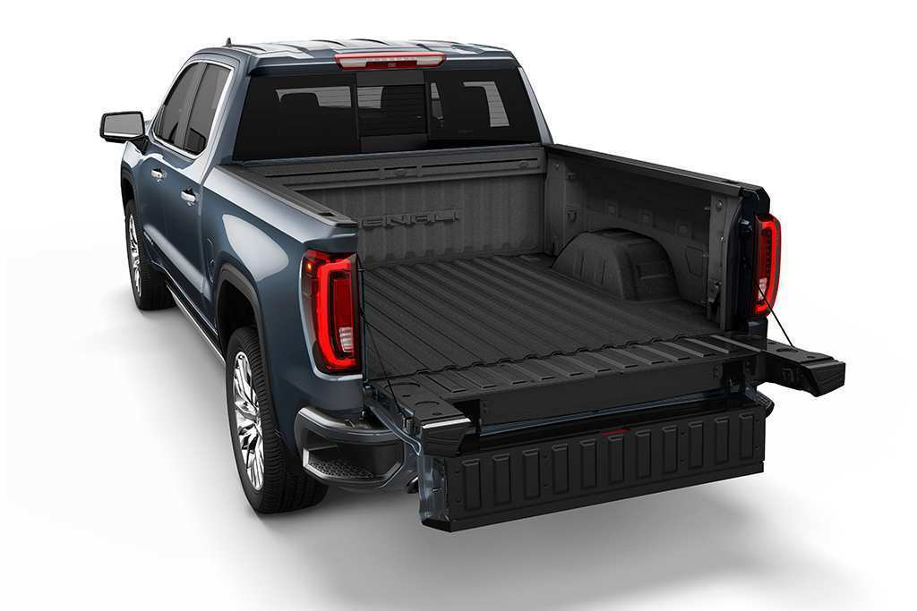 17 The 2019 Bmw Sierra Multipro Tailgate Picture by 2019 Bmw Sierra Multipro Tailgate
