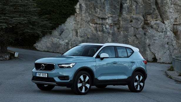 18 All New Volvo 2019 Xc40 Review Specs and Review by Volvo 2019 Xc40 Review