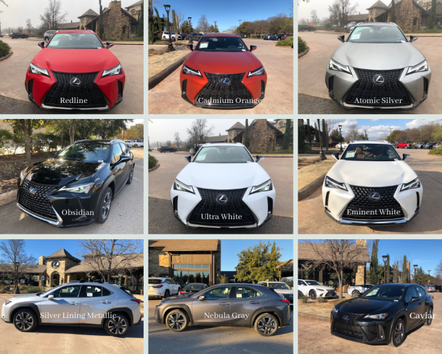 18 Concept of Lexus 2019 Colors New Review by Lexus 2019 Colors