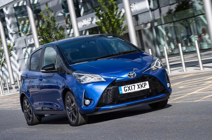 18 Concept of Toyota Yaris 2019 Europe Release with Toyota Yaris 2019 Europe