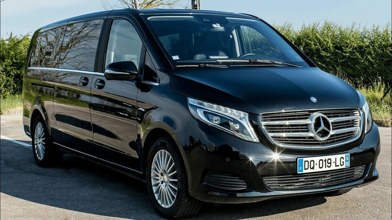 18 The Mercedes V Klasse 2019 Spy Shoot with Mercedes V Klasse 2019