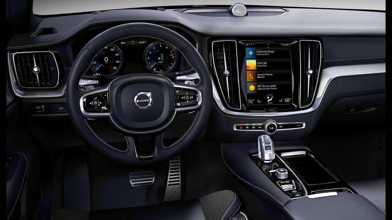 18 The Volvo S60 2019 Interior Style for Volvo S60 2019 Interior