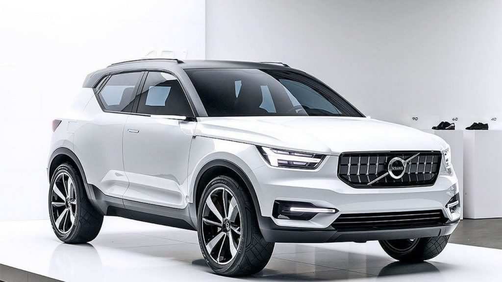 19 Best Review Volvo Xc40 Dimensions 2019 First Drive by Volvo Xc40 Dimensions 2019