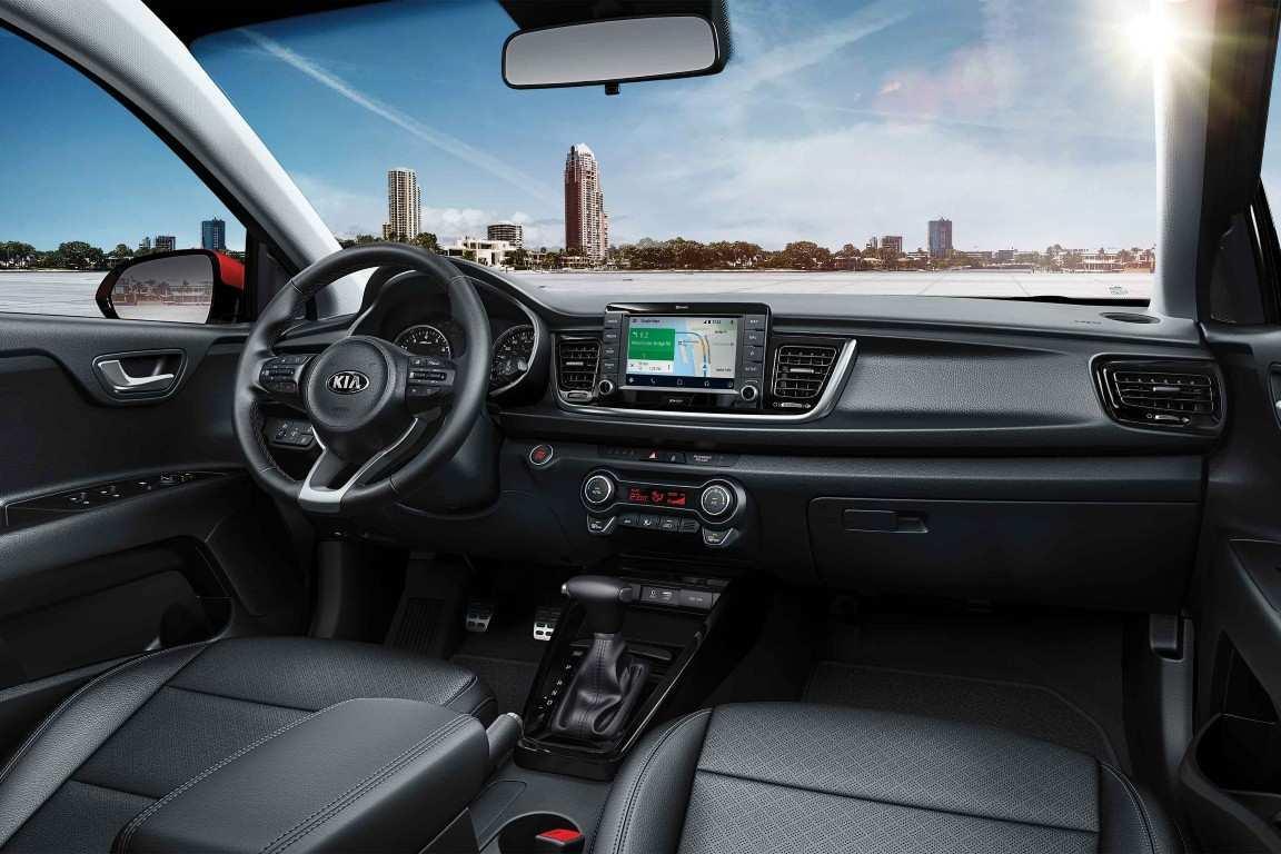 19 Concept of Kia Rio 2019 Interior Specs for Kia Rio 2019 Interior