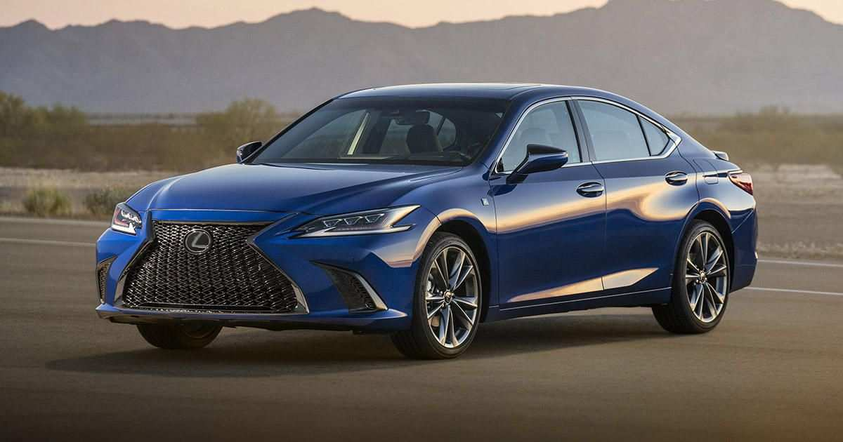 19 Great 2019 Lexus Es 350 Awd Pricing by 2019 Lexus Es 350 Awd
