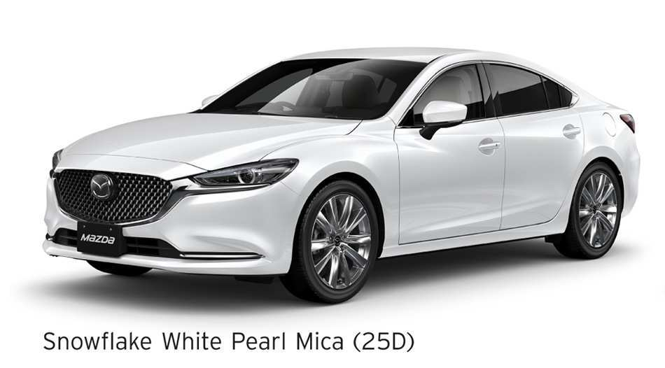 19 Great Mazda 6 2019 White Speed Test with Mazda 6 2019 White