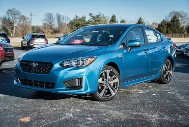 20 Concept of Subaru Sport 2019 Redesign and Concept for Subaru Sport 2019