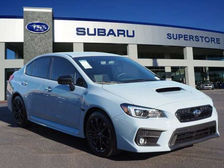 21 Gallery of 2019 Subaru Sti Performance with 2019 Subaru Sti