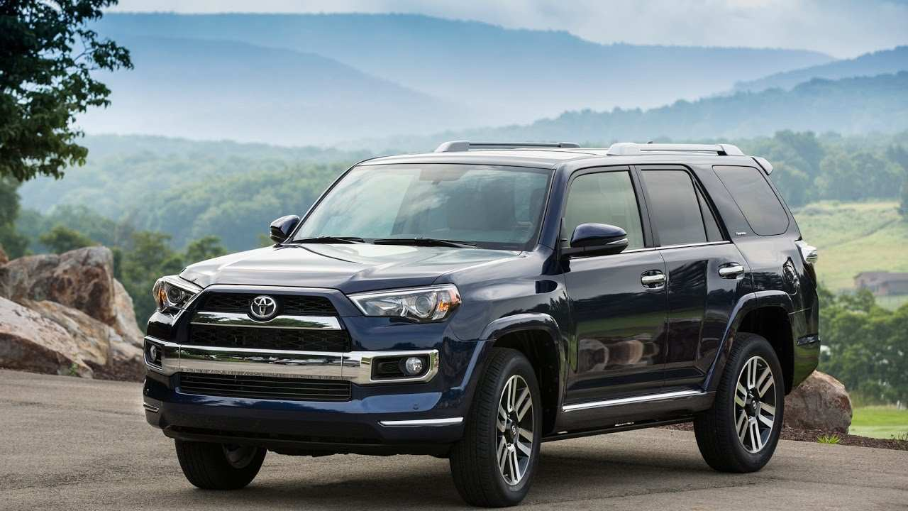21 Gallery of Forerunner Toyota 2019 Ratings with Forerunner Toyota 2019