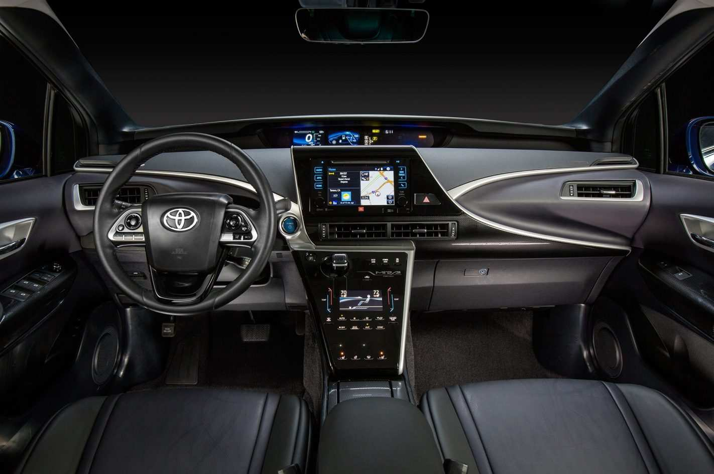 21 New Toyota Mirai 2019 Exterior by Toyota Mirai 2019