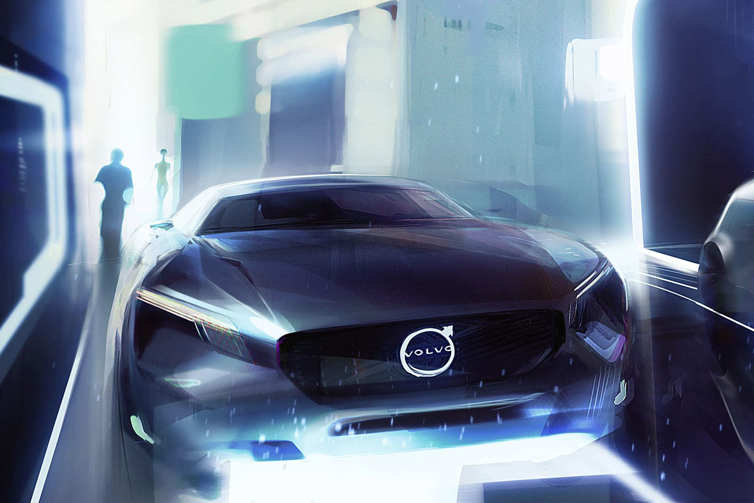 21 New Volvo All Electric Cars By 2019 Specs and Review with Volvo All Electric Cars By 2019
