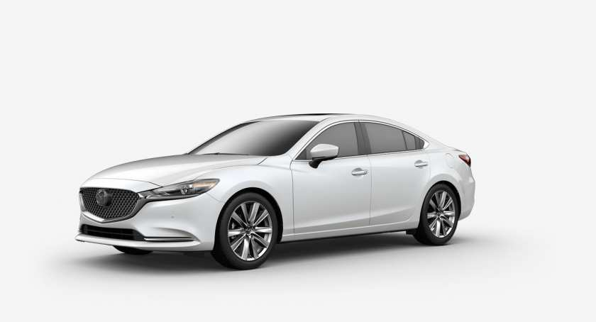 21 The Mazda 6 2019 White Photos for Mazda 6 2019 White