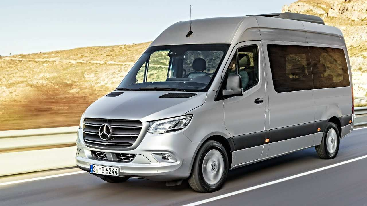 22 All New Sprinter Mercedes 2019 Performance and New Engine for Sprinter Mercedes 2019