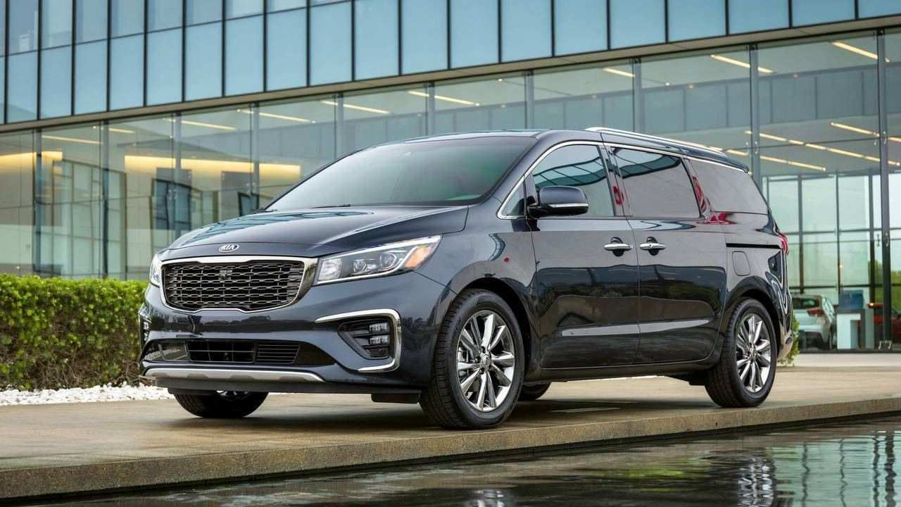 22 Gallery of Kia Grand Carnival 2019 Review Redesign by Kia Grand Carnival 2019 Review