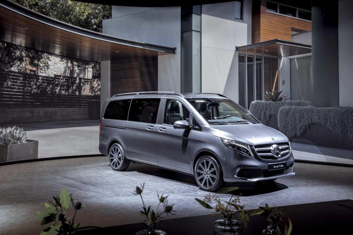 22 Great Mercedes V Klasse 2019 Exterior and Interior with Mercedes V Klasse 2019