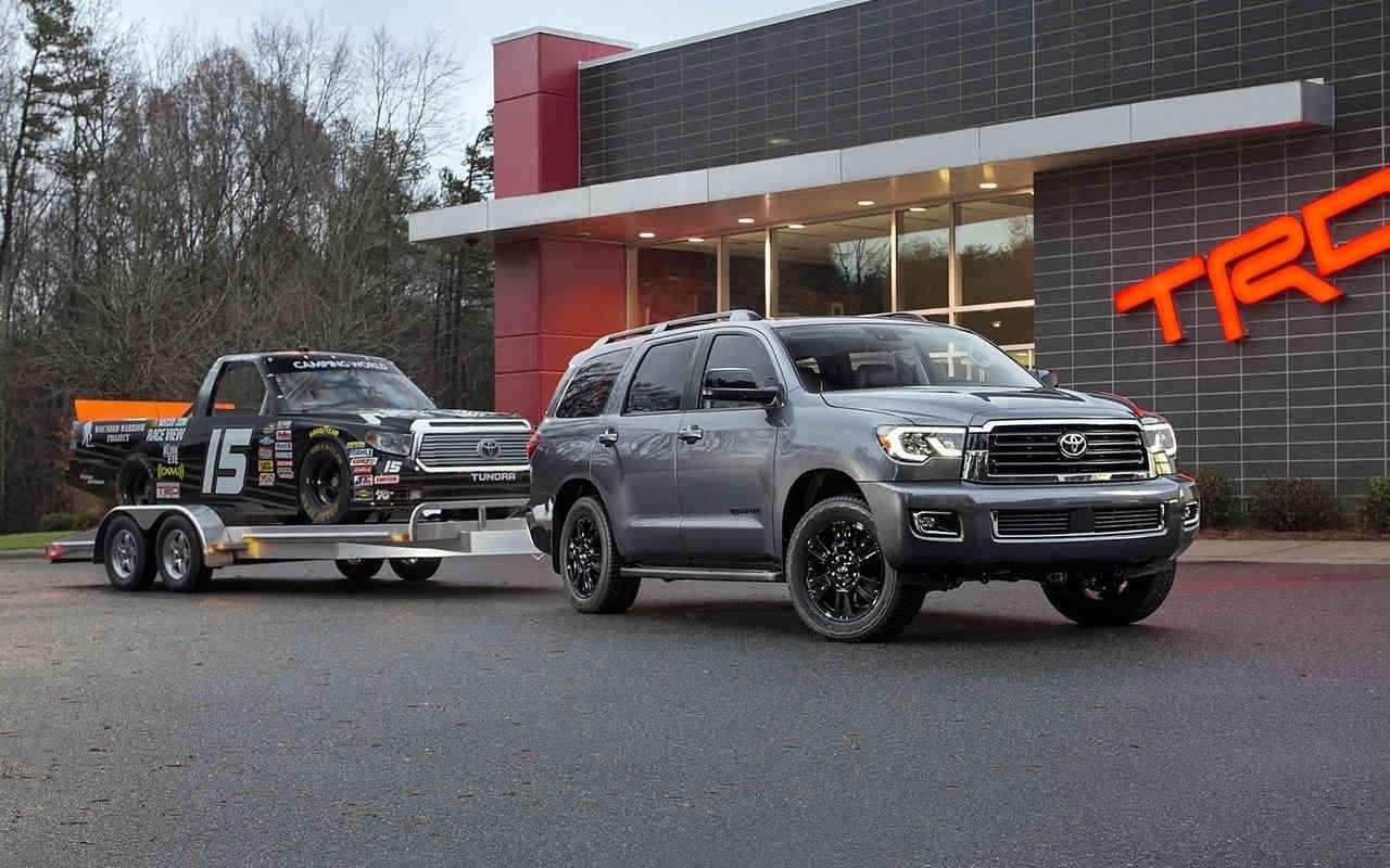 22 New 2019 Toyota Sequoia Spy Photos Images with 2019 Toyota Sequoia Spy Photos