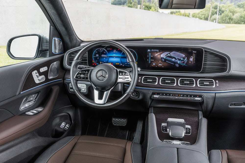 22 New Mercedes Gle 2019 Interior Redesign with Mercedes Gle 2019 Interior