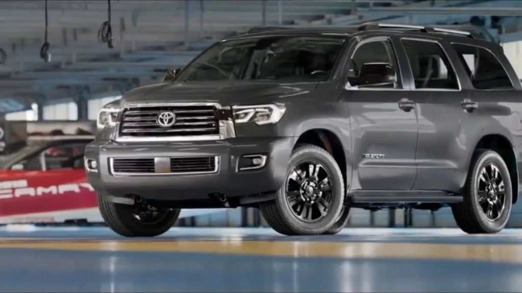 22 The 2019 Toyota Sequoia Spy Photos Exterior and Interior for 2019 Toyota Sequoia Spy Photos